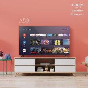 프리즘 50인치 A50i google android TV BT50