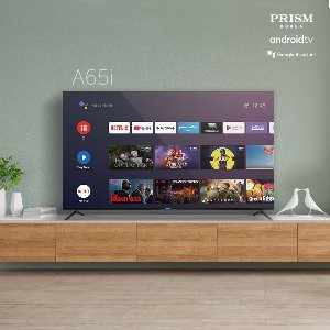프리즘 65인치 A65i google android TV BT50